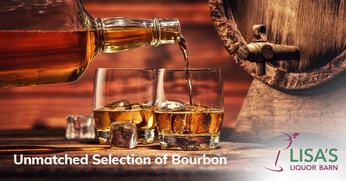 Lisa's Liquor – Unmatched Selection of Bourbon