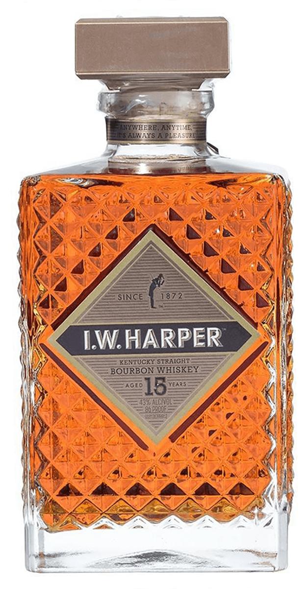 I.W. Harper 15Yr Bourbon Whiskey 750ml