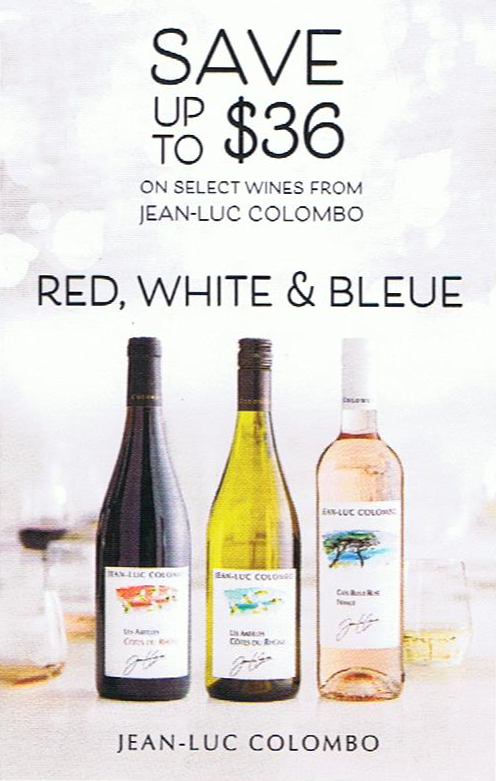 Jean-Luc Colombo Select Wines
