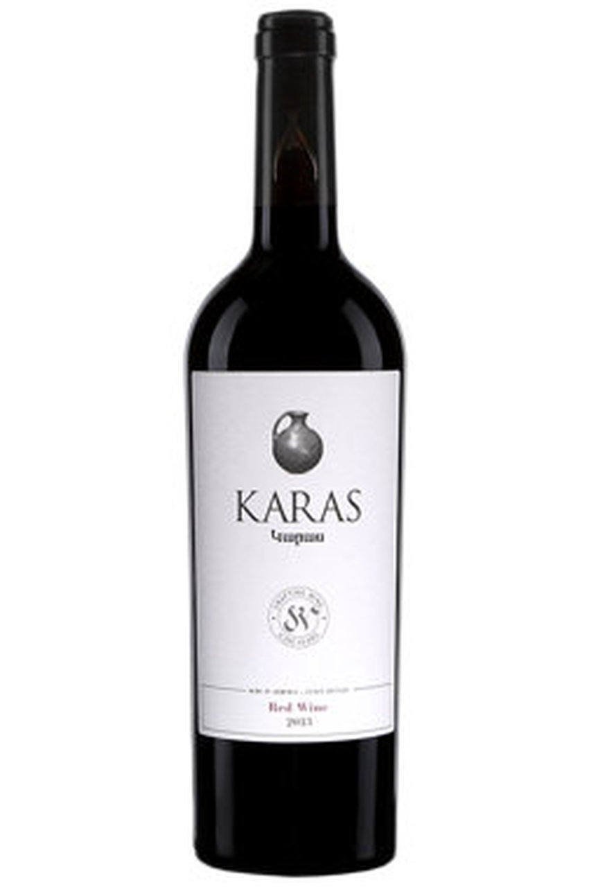 2018 Karas Red Wine 750ml