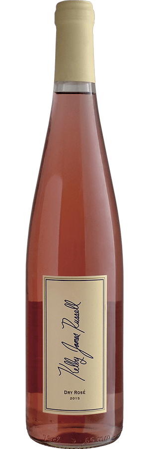 2020 Kelby James Russell Rose 750ml