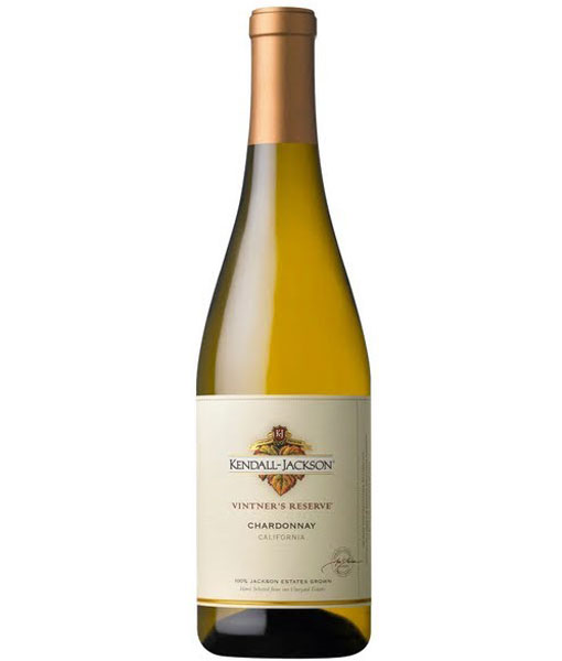 2019 Kendall Jackson Vintners Reserve Chardonnay 750ml