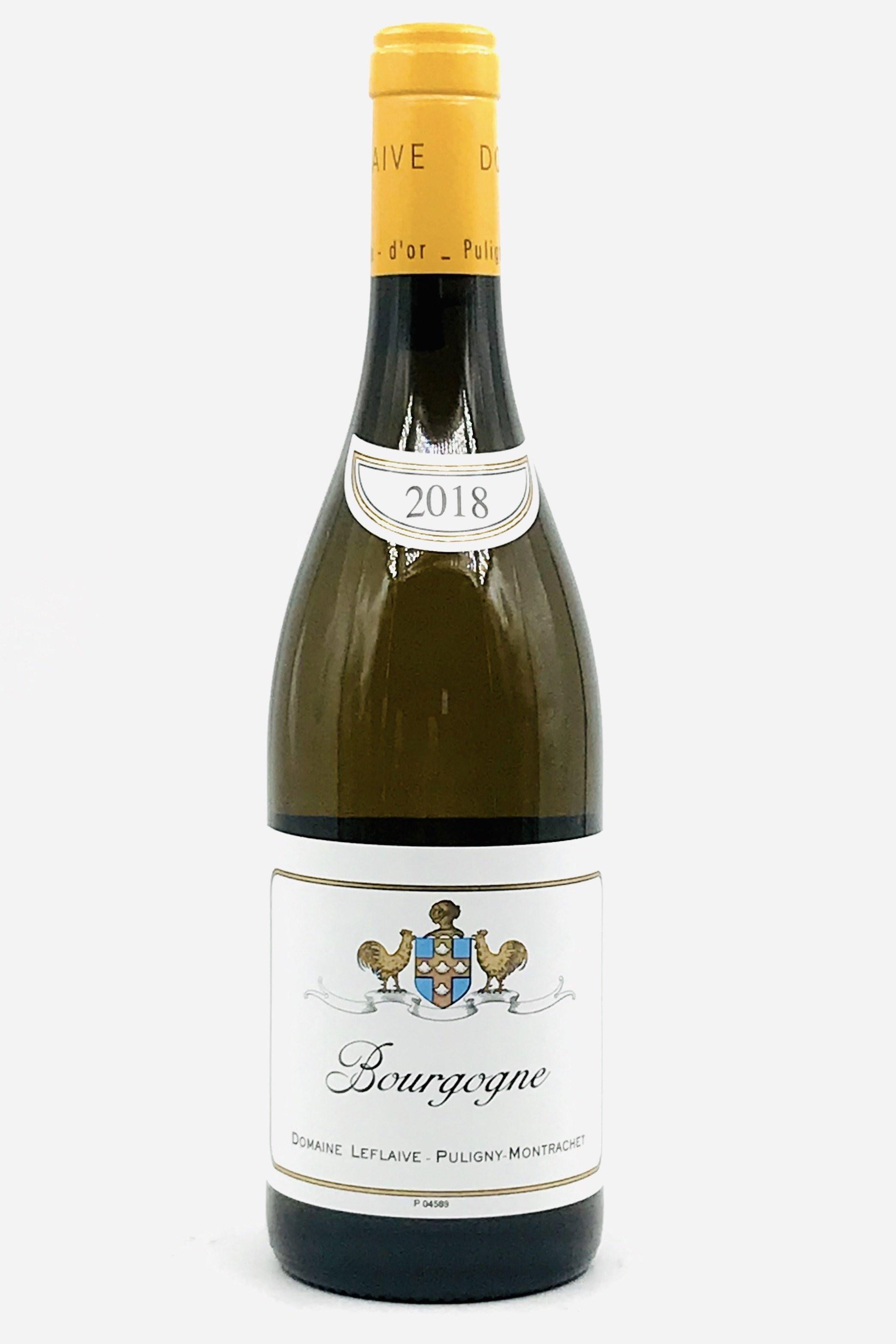 2018 Domaine Olivier Leflaive Bourgogne Blanc 750ml