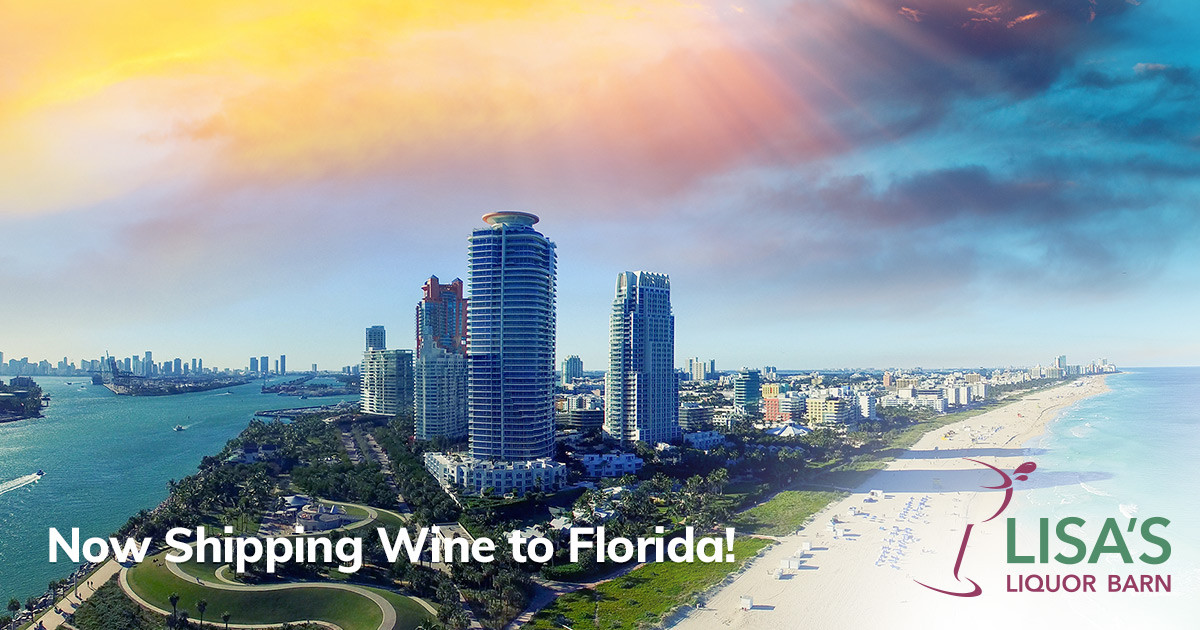 Shipping Wine to Florida