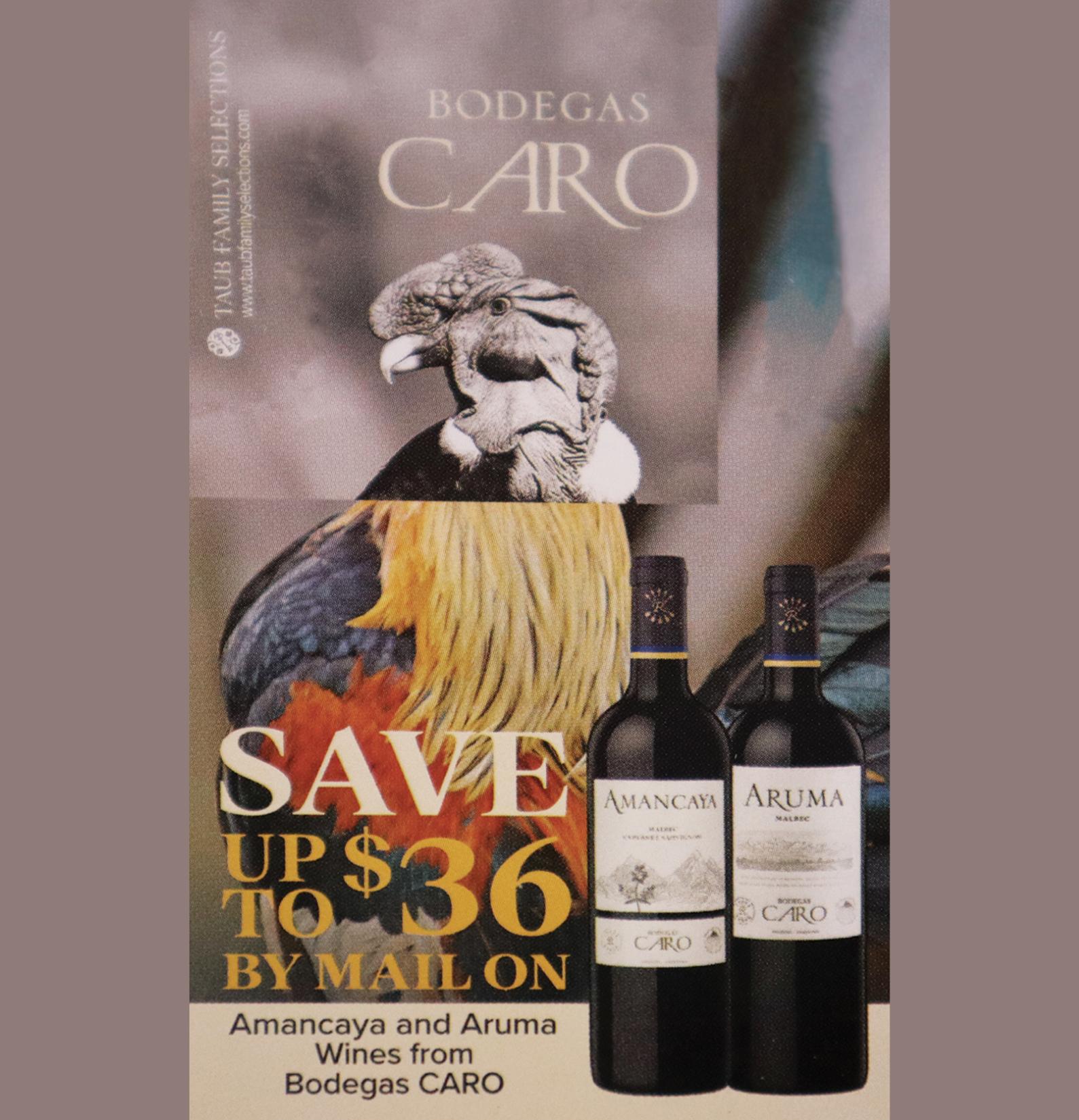 Bodegas Caro Wines