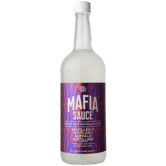 Mafia Sauce Vodka with Natural Flavor 1L