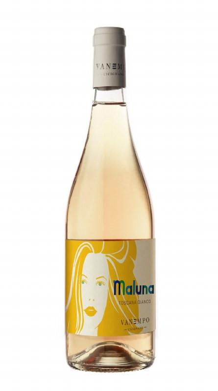 2020 Maluna Bianco Orange Wine Vanempo Cicignano 750ml