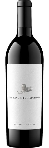 2018 My Favorite Neighbor Cabernet Sauvignon 750ml