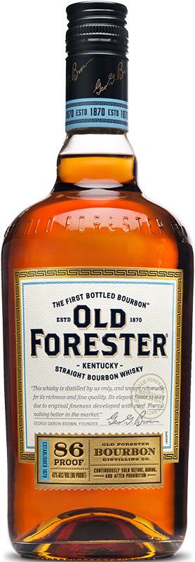 Old Forester Bourbon 86 Proof 750ml