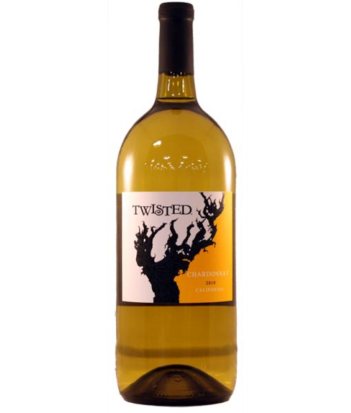 Twisted Chardonnay 750ml NV