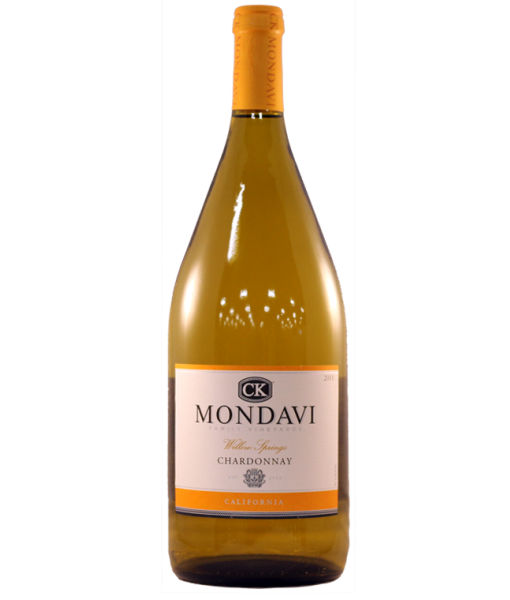 C.K. Mondavi Chardonnay 1.5L NV