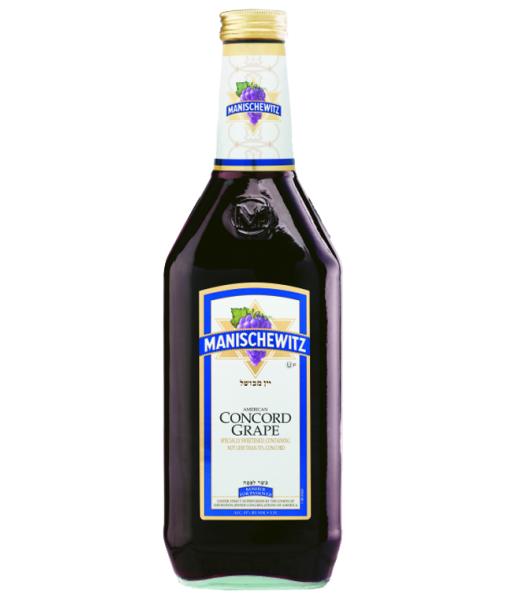 Manischewitz Concord Grape Wine 750ml NV