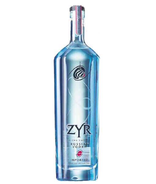 Zyr Russian Vodka 1L