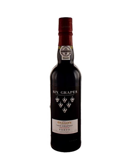 Graham's Six Grapes Porto 375ml NV