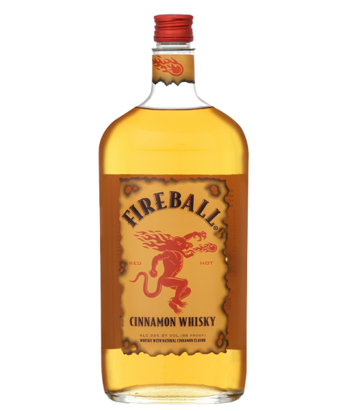 Fireball Cinnamon Whisky 1.75L