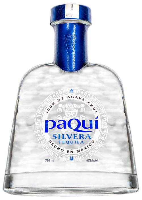 Paqui Silvera Tequila 750ml