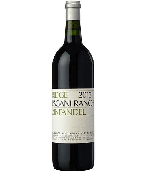 2018 Ridge Pagani Ranch Zinfandel 750ml