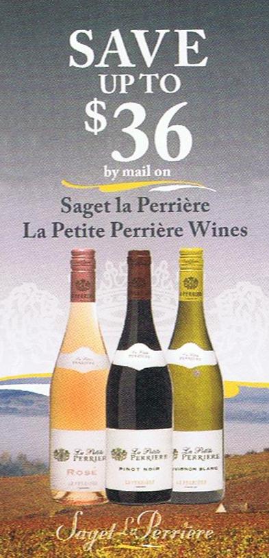 La Petite Perriere Wines
