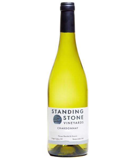 2020 Standing Stone Chardonnay 750ml