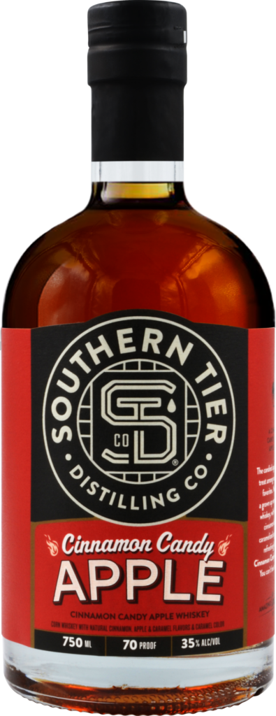 Southern Tier Cinnamon Candy Apple Whiskey 750ml