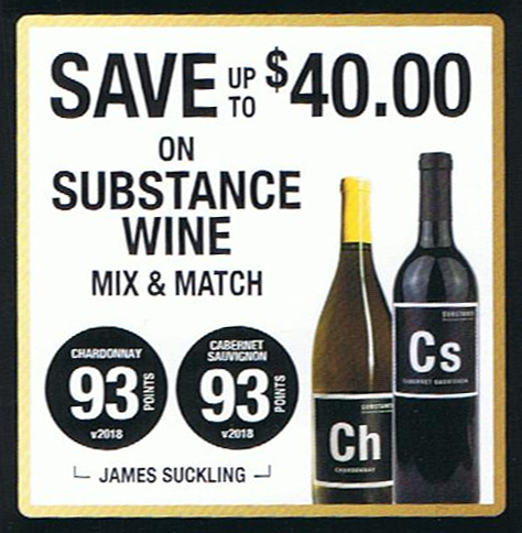 Substance Wine