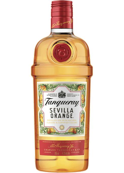 Tanqueray Sevilla Orange Gin 1L