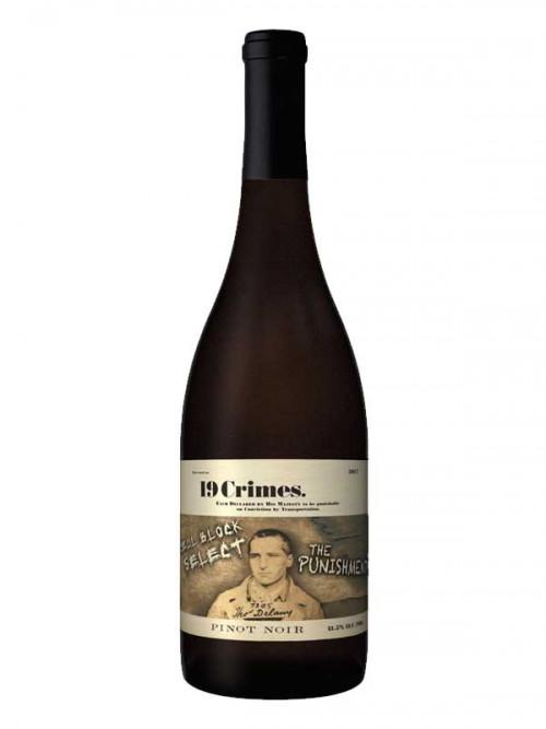 19 Crimes Punishment Pinot Noir 750ml NV