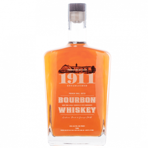 1911 Beak & Skiff Small Batch Bourbon Whiskey 750ml