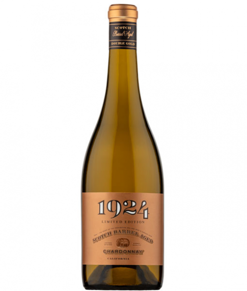 2018 Gnarly Head 1924 Scotch Barrel Chardonnay 750ml