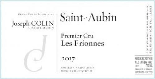 Joseph Colin St-Aubin 1Er Les Frionnes