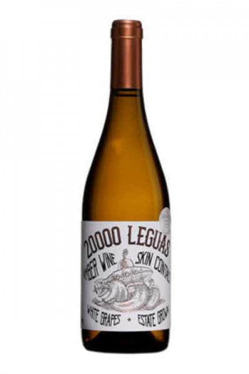 2020 Punctum 20,000 Leguas Orange Wine 750ml