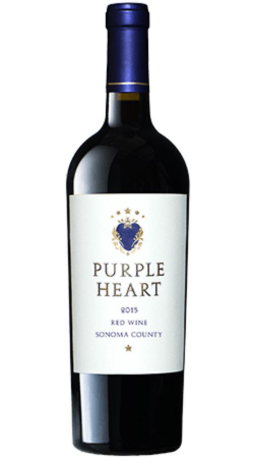 2016 Purple Heart Red 750ml