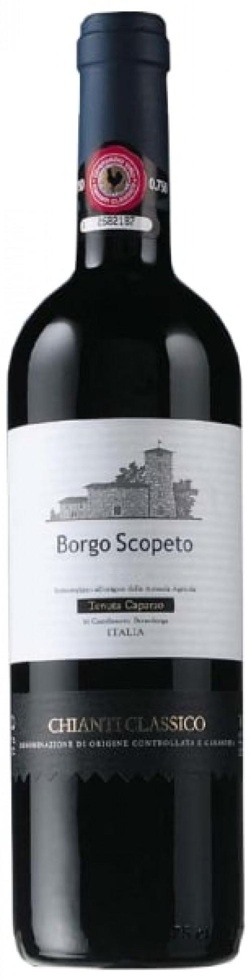 2018 Borgo Scopeto Chianti Classico 750ml