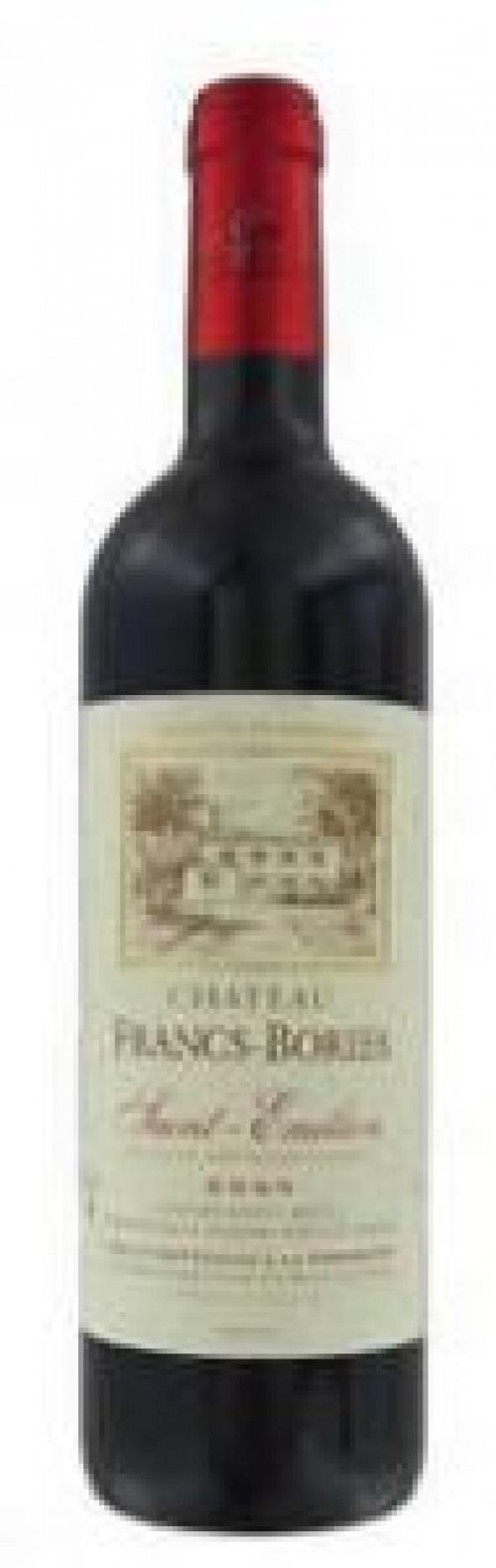 2018 Chateau Francs Bories Saint-Emilion 750ml