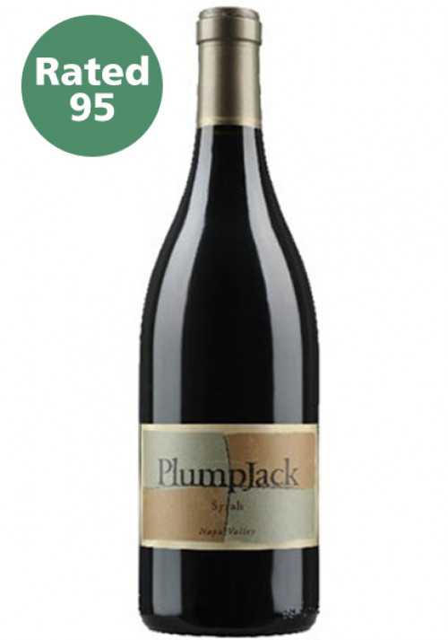 2018 Plumpjack Napa Syrah 750ml