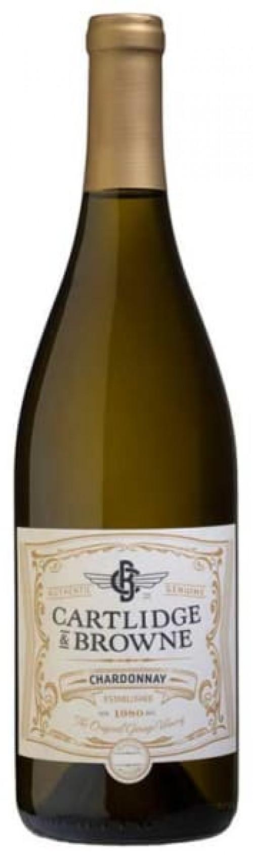 2019 Cartlidge & Browne Chardonnay 750ml