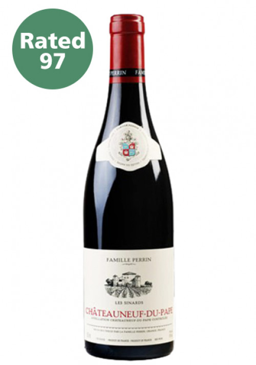 2018 Famille Perrin Les Sinards Chateauneuf-Du-Pape 750ml
