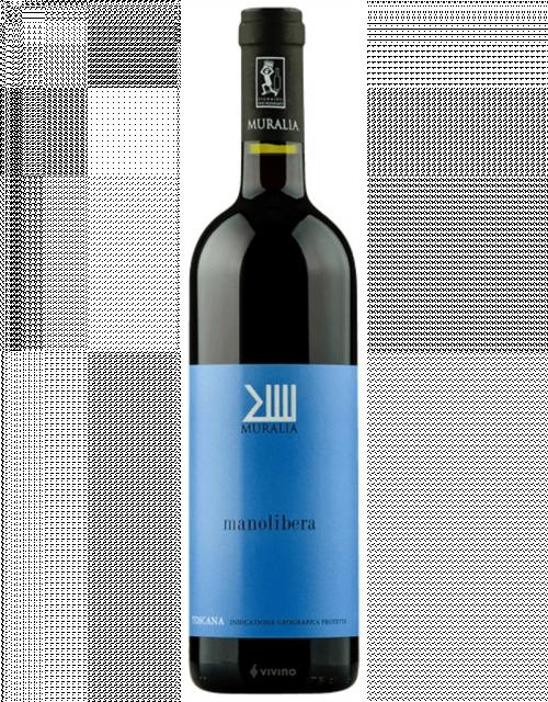 2017 Muralia Manolibera Maremma Toscana IGT 750ml