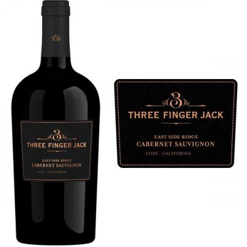 Three Finger Jack Lodi Cabernet 750ml NV