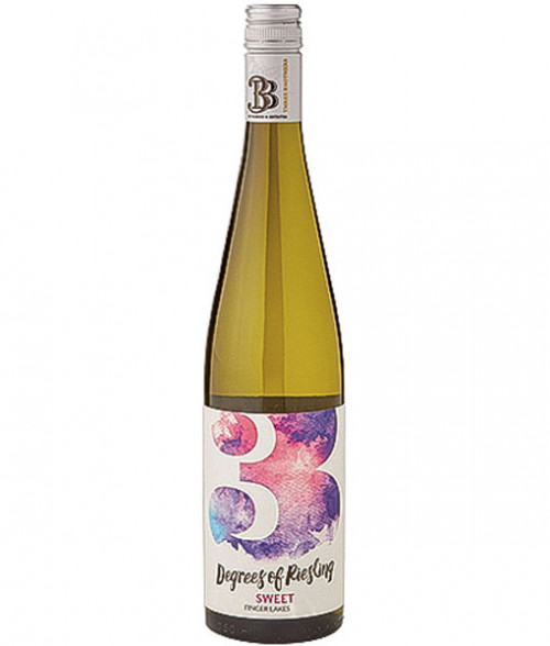 Three Brothers 3rd Degree Sweet Riesling 750ml NV
