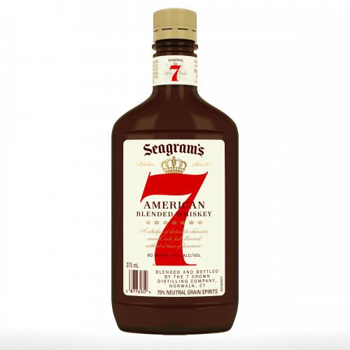 Seagrams 7 Crown American Whiskey 375ml