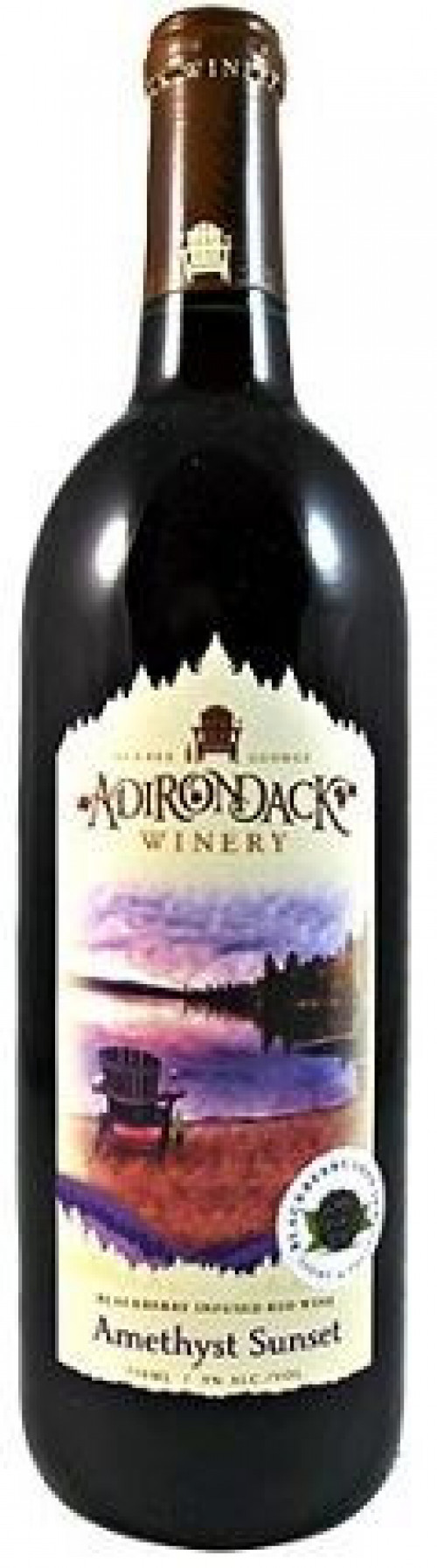 Adirondack Winery Amethyst Sunset 750ml NV