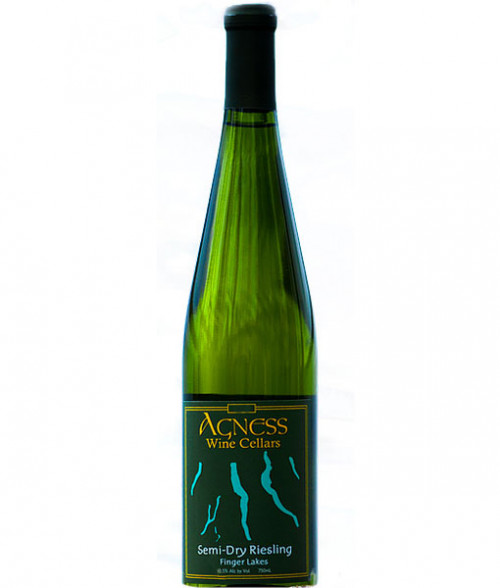 2018 Agness Semi-Dry Riesling 750ml