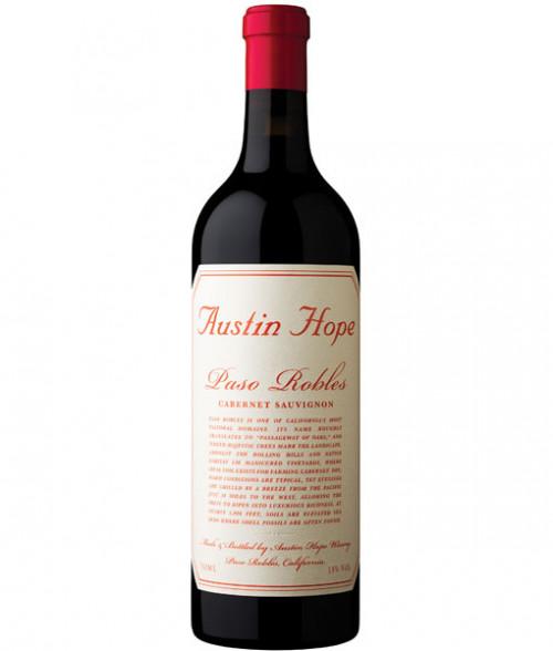 2019 Austin Hope Paso Robles Cabernet Sauvignon 750ml