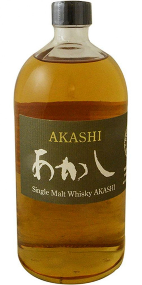 White Oak Distillery Akashi Single Malt Eigashima Shuzo 750ml
