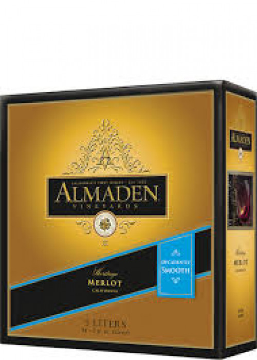 Almaden Merlot 5L