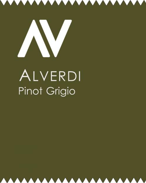 2020 Alverdi Pinot Grigio 3L Box Wine