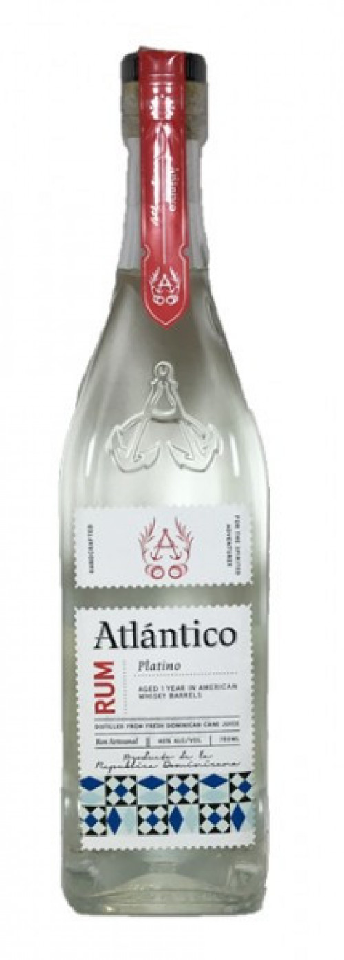 Atlantico Platino Rum 750ml