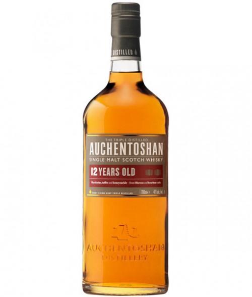Auchentoshan 12Yr Single Malt Scotch 750ml