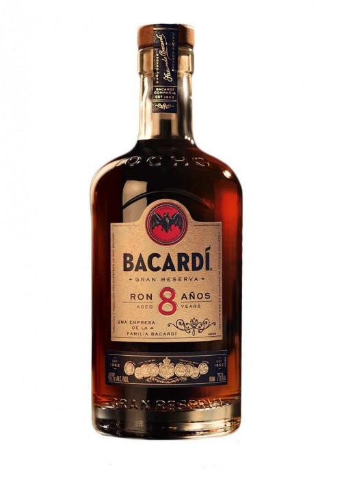 Bacardi 8 Year Reserve 1L